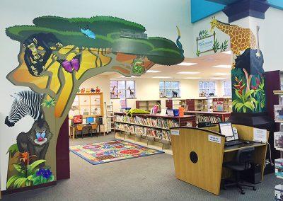 Carver Branch Library Safari