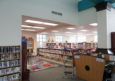 Carver Branch Library — before