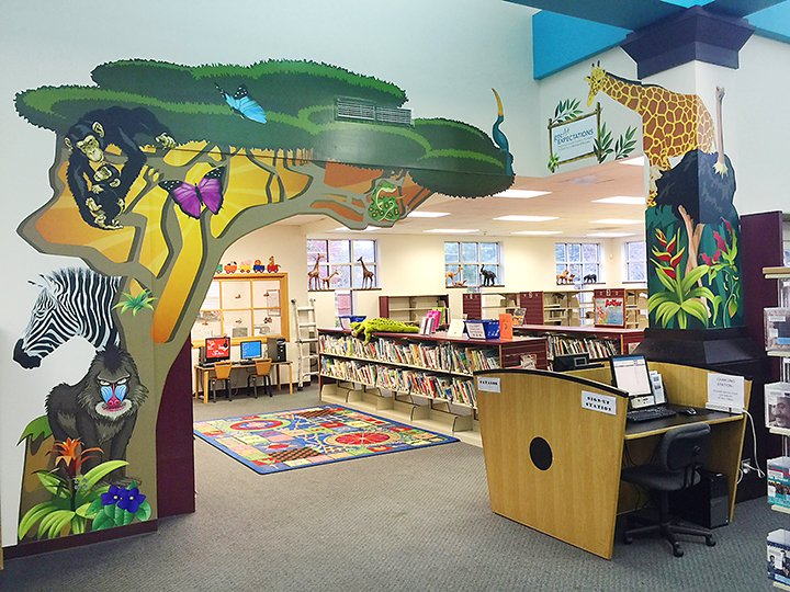 Carver Branch Library Safari