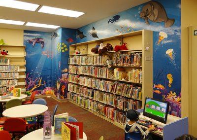 Kernersville Branch Library Ocean