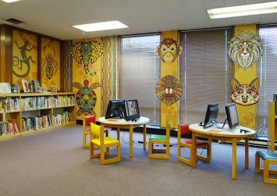 Malloy Jordan Branch Library African Folk Tales