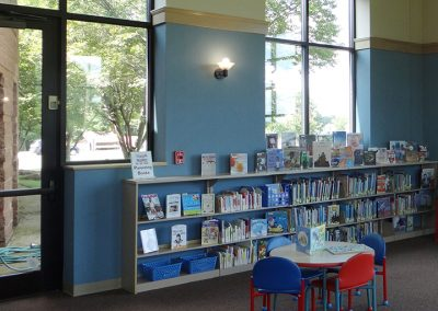 forsyth-library-install-walkertown-before