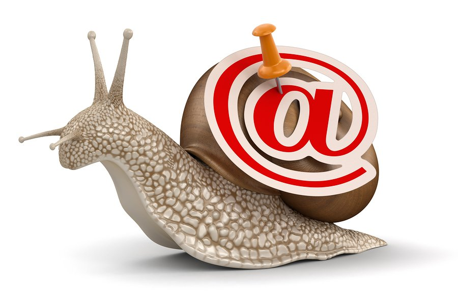 Email Versus Snail Mail