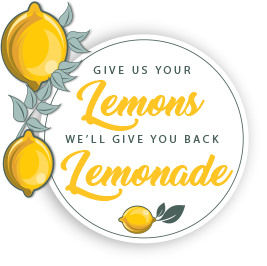 give us your lemons communications concept and design