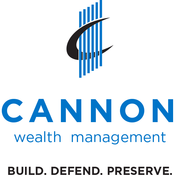 cannon wealth logo design for new branding package