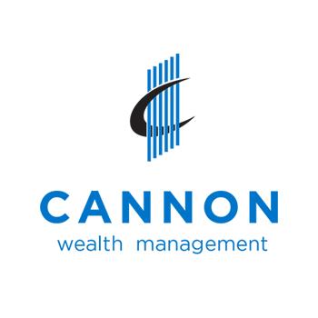 Cannon Wealth Management logo branding project