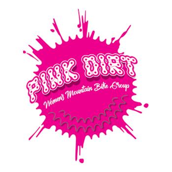 Pink Dirt Mountain Bike Group logo