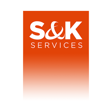 S&K Janitorial Services logo