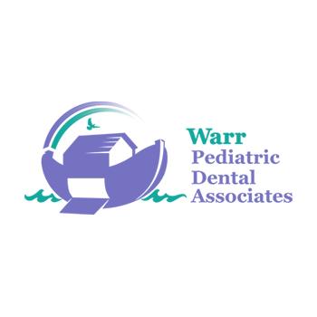 Warr Pediatric Dental Associates logo